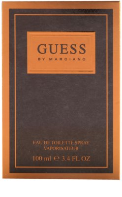 Guess By Marciano for Men Eau de Toilette pentru barbati 4