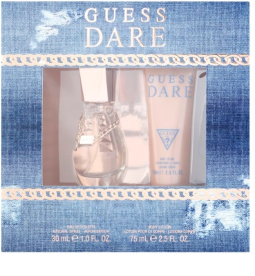 Guess Dare Gift Set 2