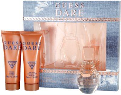 Guess Dare dárková sada
