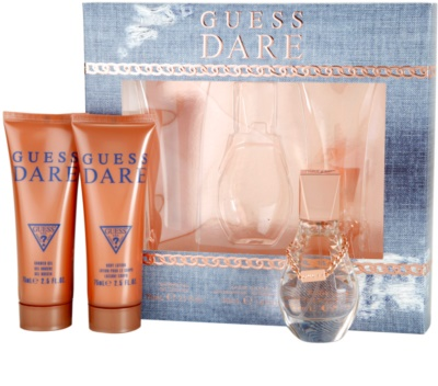 Guess Dare lote de regalo