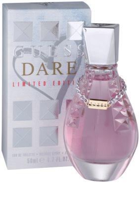 Guess Dare Limited Edition Eau de Toilette para mulheres 1