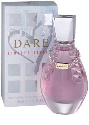 Guess Dare Limited Edition туалетна вода для жінок 1