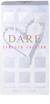 Guess Dare Limited Edition Eau de Toilette para mulheres 4