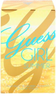 Guess Girl Summer Eau de Toilette pentru femei 4