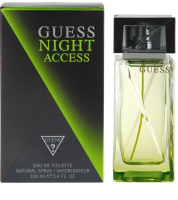 Guess Night Access eau de toilette férfiaknak
