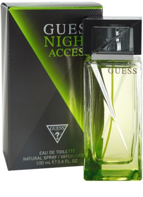 Guess Night Access Eau de Toilette para homens 1