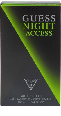 Guess Night Access Eau de Toilette para homens 4