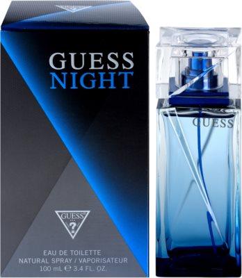 Guess Night woda toaletowa dla mężczyzn