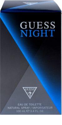 Guess Night Eau de Toilette für Herren 4