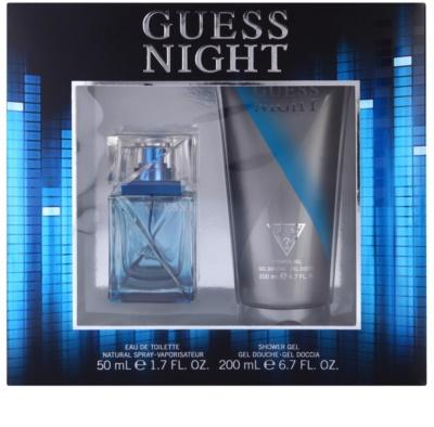 Guess Night coffret presente 2
