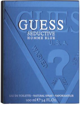 Guess Seductive Homme Blue eau de toilette para hombre 4