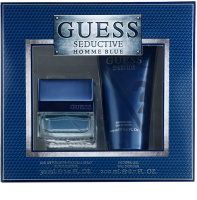 Guess Seductive Homme Blue lote de regalo