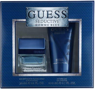 Guess Seductive Homme Blue set cadou