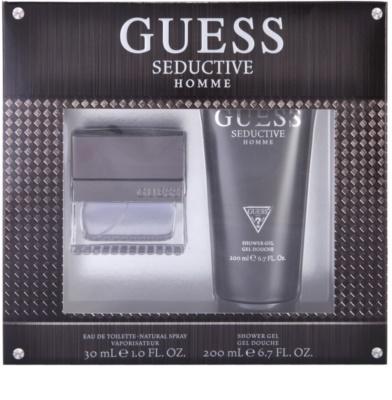 Guess Seductive Homme ajándékszett