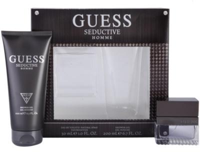 Guess Seductive Homme darilni set 1
