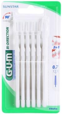 G.U.M Bi Direction міжзубні щіточки 6 штук