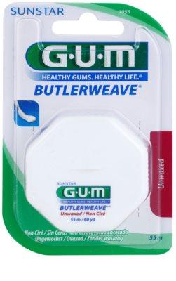 G.U.M Butlerweave viaszmentes fogselyem
