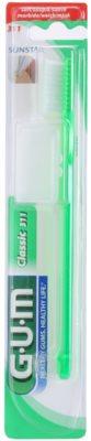 G.U.M Classic Slender zobna ščetka soft