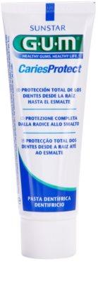 G.U.M Caries Protect pasta para fortalecer el esmalte dental