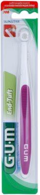 G.U.M End-Tuft vícesvazkový zubní kartáček soft