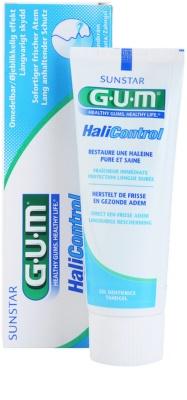 G.U.M HaliControl паста за зъби 1