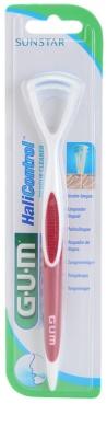 G.U.M HaliControl spatula pentru curatarea limbii