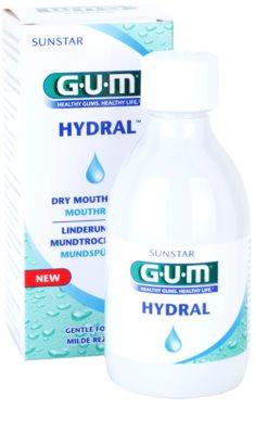 G.U.M Hydral ustna voda proti kariesu 1