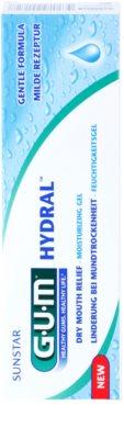 G.U.M Hydral hydratační gel na zuby, jazyk a dásně 3
