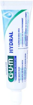 G.U.M Hydral зволожуючий гель для зубів, язика та ясен