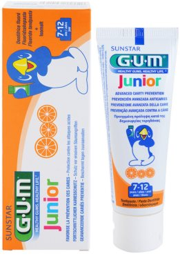 G.U.M Junior dentífrico 2