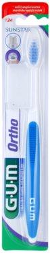 G.U.M Ortho fogkefe fogszabályzóval rendelkezőknek gyenge