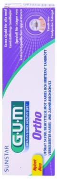 G.U.M Ortho pasta de dientes para usuarios de aparatos fijos 2