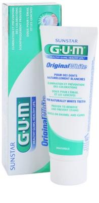 G.U.M Original White bělicí zubní pasta 1