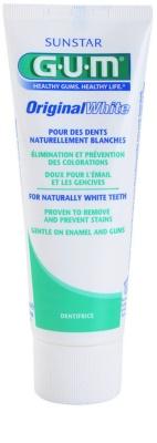 G.U.M Original White wybielająca pasta do zębów