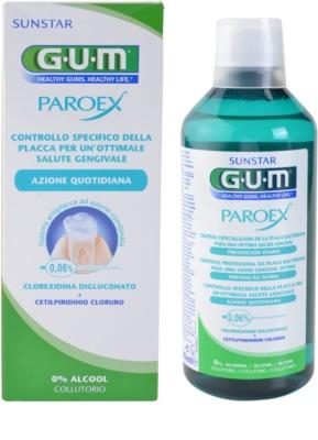 G.U.M Paroex Mundwasser gegen Parodontose 1