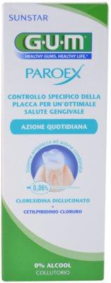 G.U.M Paroex Mundwasser gegen Parodontose 2