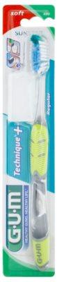 G.U.M Technique+ Regular cepillo de dientes suave