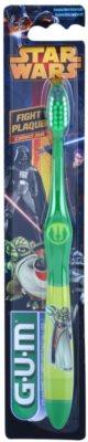 G.U.M Star Wars cepillo de dientes para niños  suave