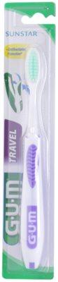 G.U.M Travel cepillo de dientes de viaje suave