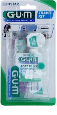 G.U.M Travel Kit coffret I.