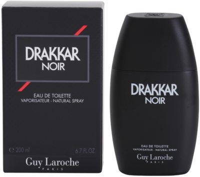 Guy Laroche Drakkar Noir eau de toilette para hombre