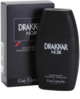 Guy Laroche Drakkar Noir Eau de Toilette pentru barbati 1