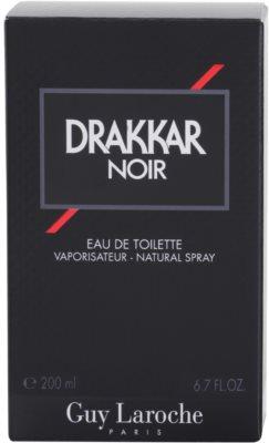 Guy Laroche Drakkar Noir Eau de Toilette pentru barbati 4
