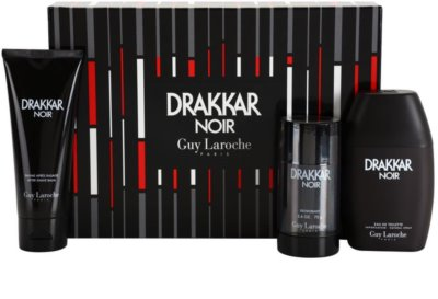 Guy Laroche Drakkar Noir coffret presente