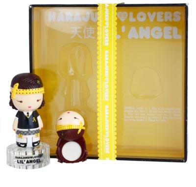Gwen Stefani Harajuku Lovers Lil Angel подаръчен комплект