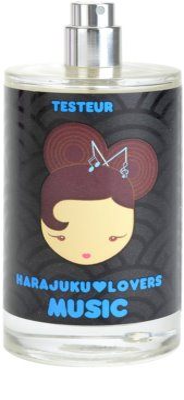 Gwen Stefani Harajuku Lovers Music туалетна вода тестер для жінок