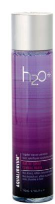 H2O Plus Aqualibrium tónico marinho
