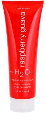 H2O Plus Bath Exotics хидратиращ балсам за тяло