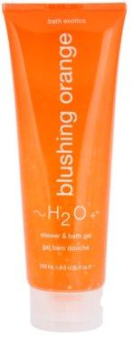 H2O Plus Bath Exotics gel za prhanje in kopanje