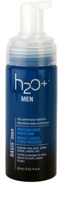 H2O Plus Oasis™ Men espuma de afeitar con efecto humectante 1